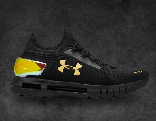 Under Armour HOVR Phantom SE Black/Gold