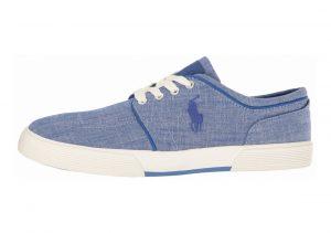 Polo Ralph Lauren Faxon Low Blue