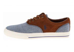 Polo Ralph Lauren Vaughn Saddle Blue/New Snuff