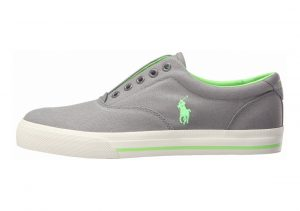 Polo Ralph Lauren Vito Basic Grey/neon Green