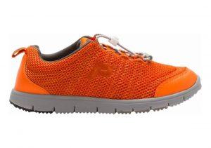 Propet TravelWalker II Orange, Grey