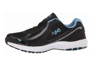 Ryka Dash 3 Black/Meteorite/Nc Blue