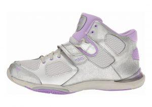 Ryka Tenacious Silver/Purple