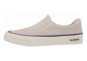 SeaVees Hawthorne Slip On  Ecru