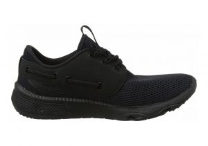 Sperry 7 SEAS Boat Shoe Black