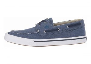 Sperry Bahama II Boat Washed Navy