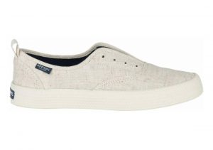 Sperry Crest Knot White