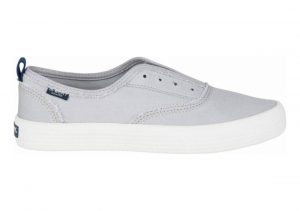 Sperry Crest Knot Light Grey