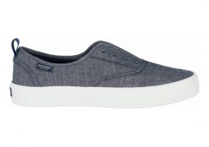 Sperry Crest Knot Navy Chambray