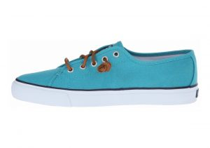 Sperry Seacoast Canvas  Teal