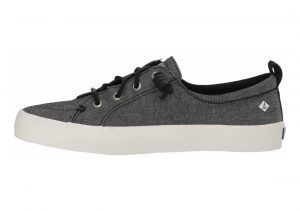 Sperry Crest Vibe Crepe Chambray  Black