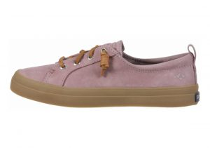 Sperry Crest Vibe Washable Leather Mauve