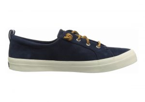 Sperry Crest Vibe Washable Leather Navy