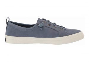 Sperry Crest Vibe Washable Leather Slate Blue