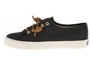 Sperry Seacoast Canvas  Black
