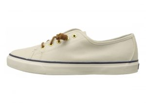 Sperry Seacoast Canvas  Ivory