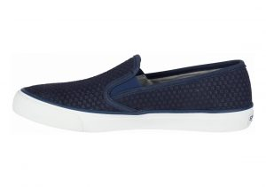 Sperry Seaside Suede Navy