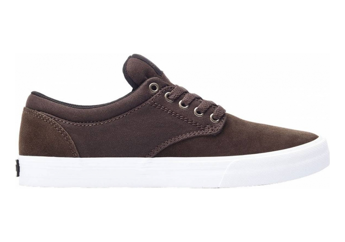 Supra Chino Brown / White