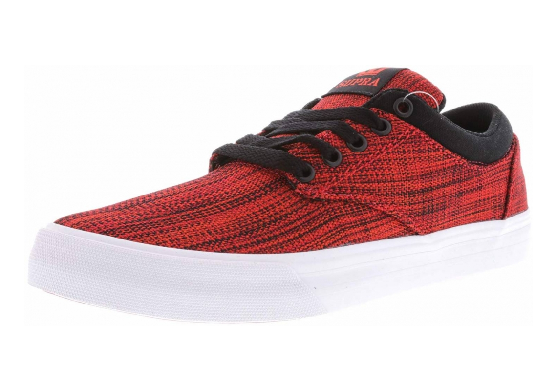 Supra Chino Red / Black / White