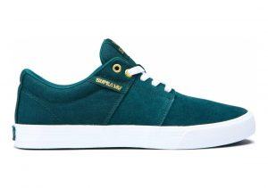 Supra Stacks Vulc II Green
