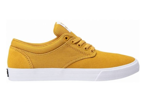 Supra Chino Golden-white