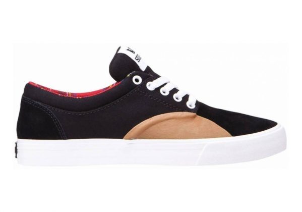 Supra Chino Black/Gum-white