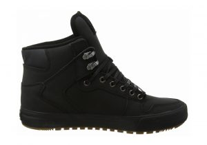 Supra Vaider Cold Weather Black - Dark Gum