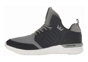 Supra Method Dark Grey/White