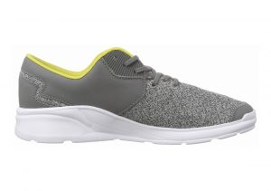 Supra Noiz Grey Heather / Charcoal-White