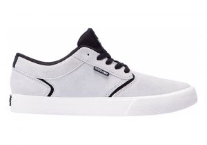 Supra Shredder LIGHT GRAY/BLACK-BONE