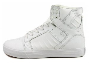 Supra Skytop EVO White/White