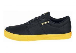 Supra Stacks Vulc II noir/jaune