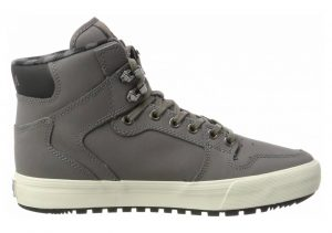 Supra Vaider Cold Weather Charcoal White