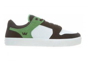 Supra Vaider LC Black / Green / White - White