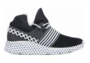 Supra Catori Black/White/Polka Dot