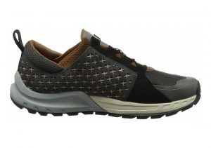 The North Face Mountain Sneaker Grey/Black