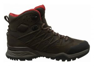 The North Face Hedgehog Hike II Mid GTX Brown