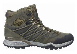 The North Face Hedgehog Hike II Mid GTX Green (Tarmac Green/Burnt Olive Green 4dd)