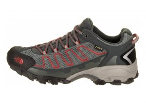 The North Face Ultra 109 GTX Zinc Grey/Pompeian Red