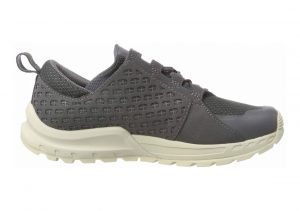The North Face Mountain Sneaker Gris (Zinc Grey/Griffin Grey Kb8)
