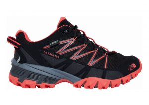 The North Face Ultra 110 GTX Negro (Tnf Black/Cayenne Red)