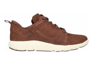 Timberland FlyRoam Leather Oxford Brown
