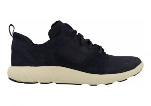 Timberland FlyRoam Leather Oxford Navy