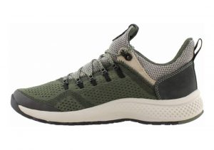 Timberland FlyRoam Trail Mixed-Media Sneakers Dark Green