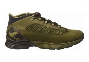 Timberland Kenetic Fabric and Leather Grün (Deep Lichen Green)