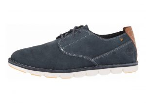 Timberland Tidelands Suede Oxford Shoes  Blue