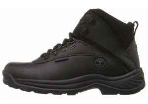Timberland White Ledge Mid Waterproof Black