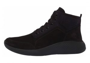 Timberland Flyroam Go Leather Chukka Sneakers Black
