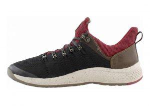 Timberland FlyRoam Trail Mixed-Media Sneakers Black