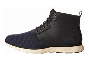 Timberland Killington Chukka Sneaker Boots Navy Full Grain